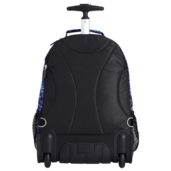 Hyperdrive Rolling Backpack For Teens Pottery Barn Teen