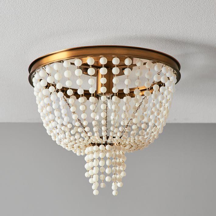 Glam decor chandelier