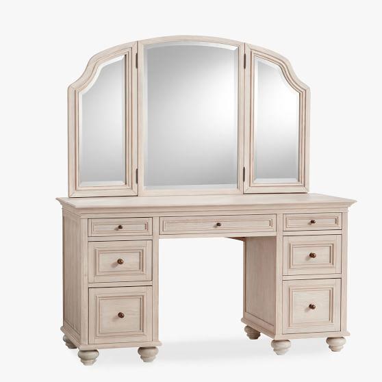 Teen Vanity Sets Bedroom Vanity Amp Chairs Pottery Barn Teen