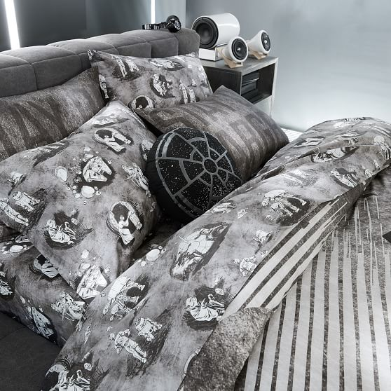 Star Wars Iconic Moments Boys Sheet, Star Wars Bedding Queen