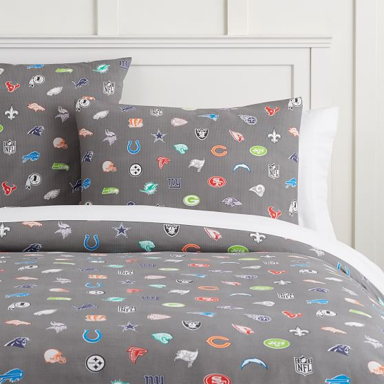 Nfl Bright Logo S Duvet Cover