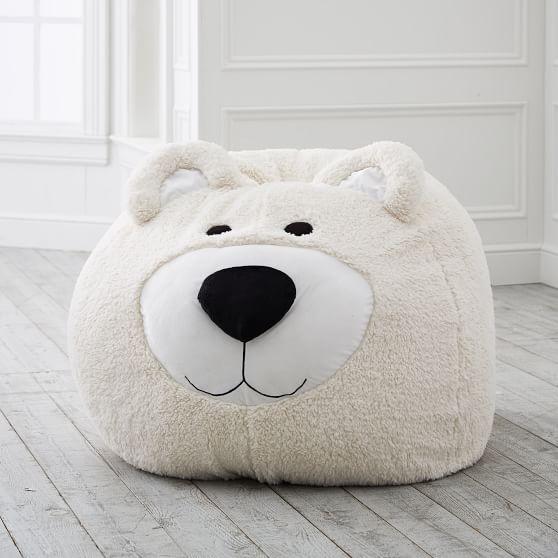 Bear Bean Bag Chair Pottery Barn Teen