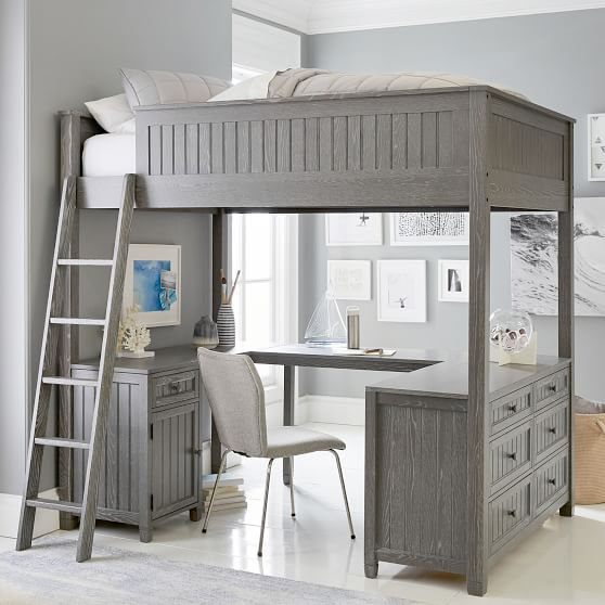 Loft Full Bed With Desk Cheaper Than Retail Price Buy Clothing Accessories And Lifestyle Products For Women Men