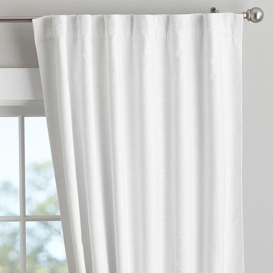 Clic Linen Blackout Curtain