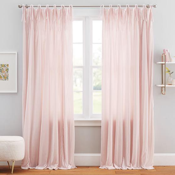 Shimmer Velvet Curtain Teen Curtains, Shimmer Curtain Panels