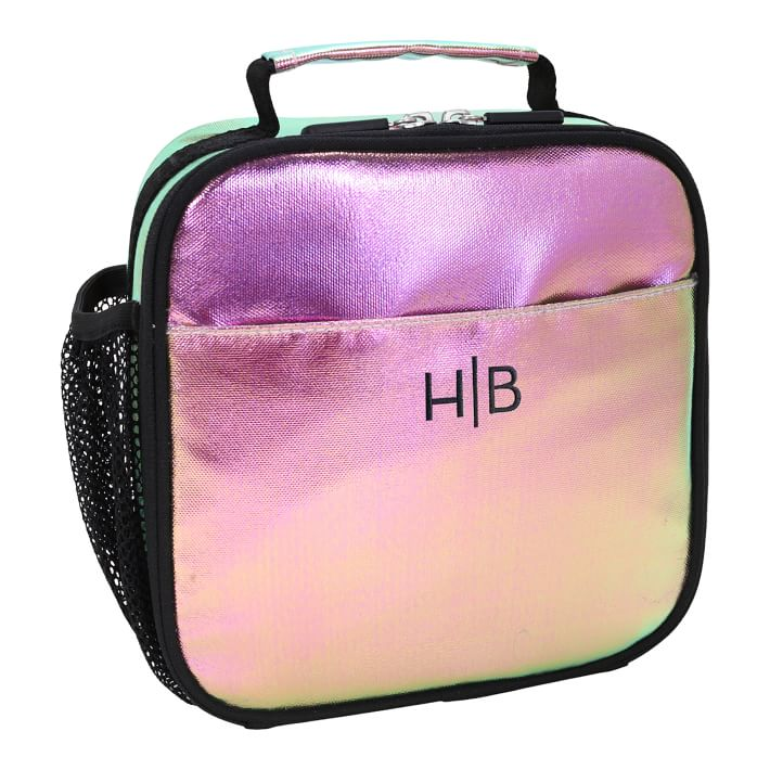 Gear-Up Chameleon Color Shift Recycled Lunch Boxes