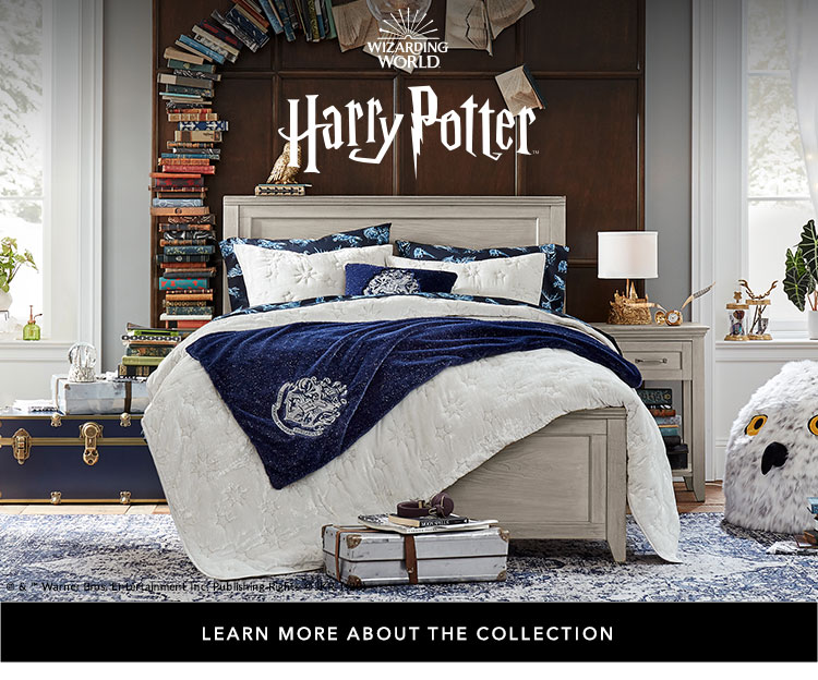 Harry Potter Home Decor Accessories Pottery Barn Teen