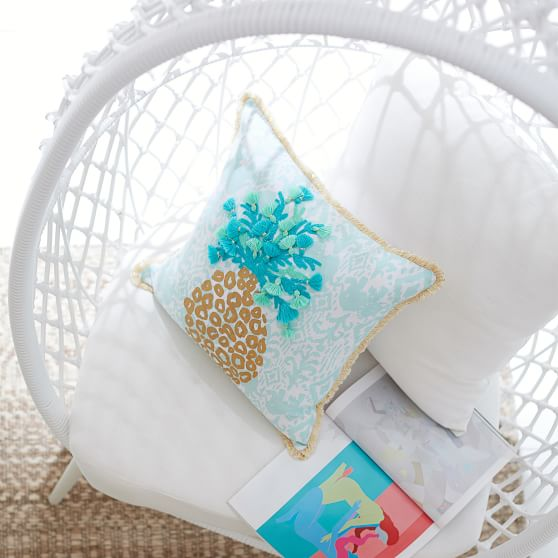 Lilly Pulitzer Pineapple Pillow Cover Teen Throw Pillows