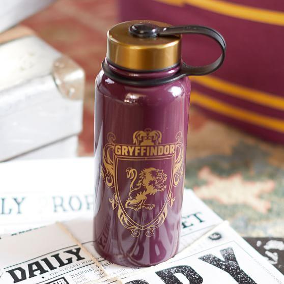 Harry Potter Gryffindor 27 Oz Water Bottle Pottery