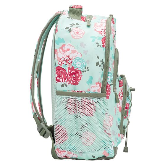 Pool Garden Party Floral Teen Backpack Pottery Barn Teen
