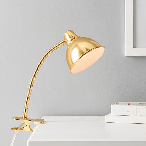 Shine On Clip Task Light Lamp