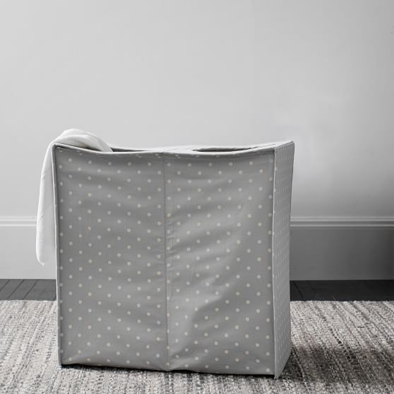 Collapse And Carry College Laundry Hamper Pottery Barn Teen