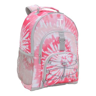 Gear Up Spiral Tie Dye Recycled Backpacks Pottery Barn Teen