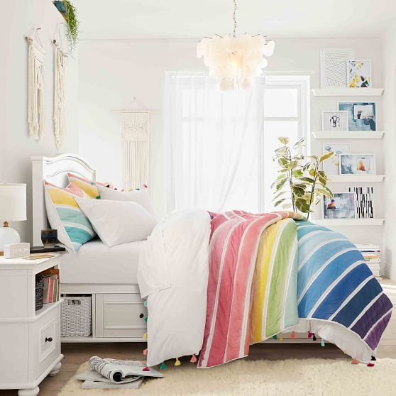 Chelsea Teen Storage Bed Pottery Barn Teen,Living Room Arts And Crafts Interiors