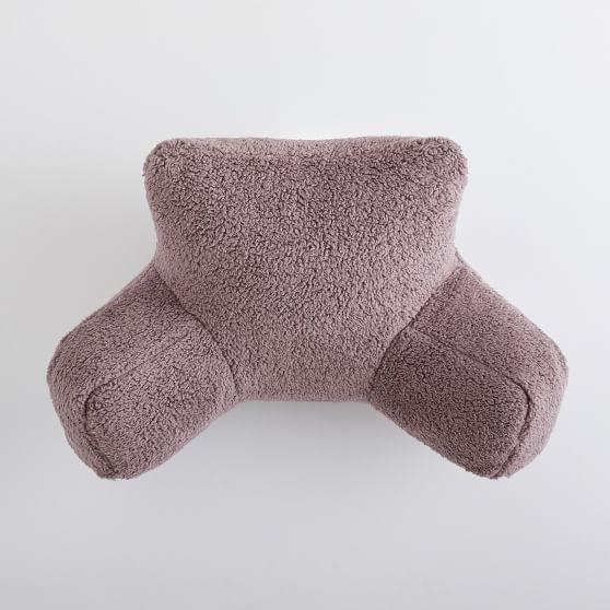 Cozy Recycled Sherpa Loungearound Pillow Cover Pottery