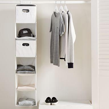 Hanging Closet Sweater Organizer