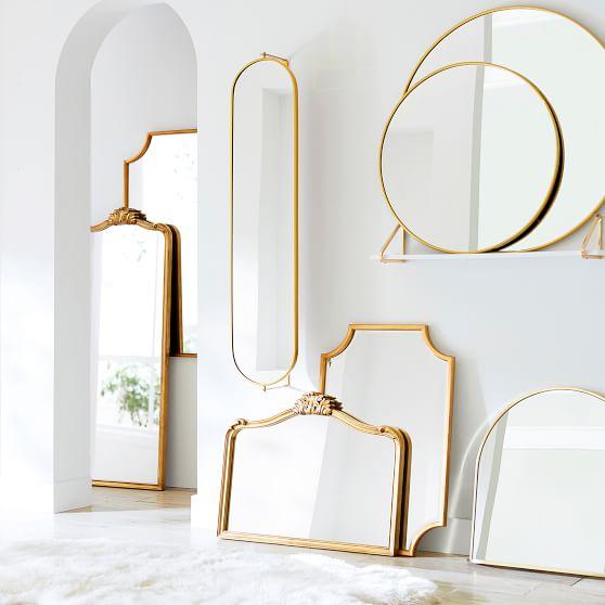 Ornate Filigree Decorative Mirrors Pottery Barn Teen
