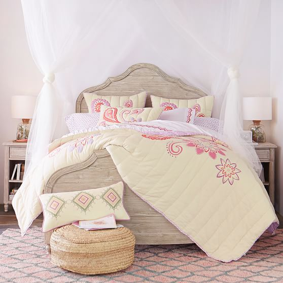 Genevieve Bed Sale Pottery Barn Teen