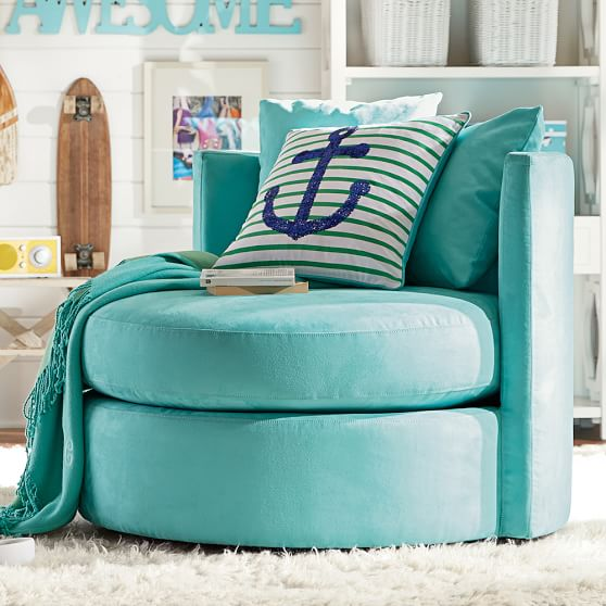 Round About Chair Pottery Barn Teen, Pottery Barn Teen Furniture